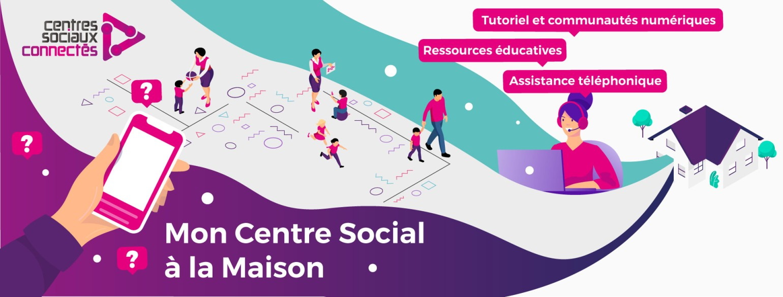 centre social connecté
