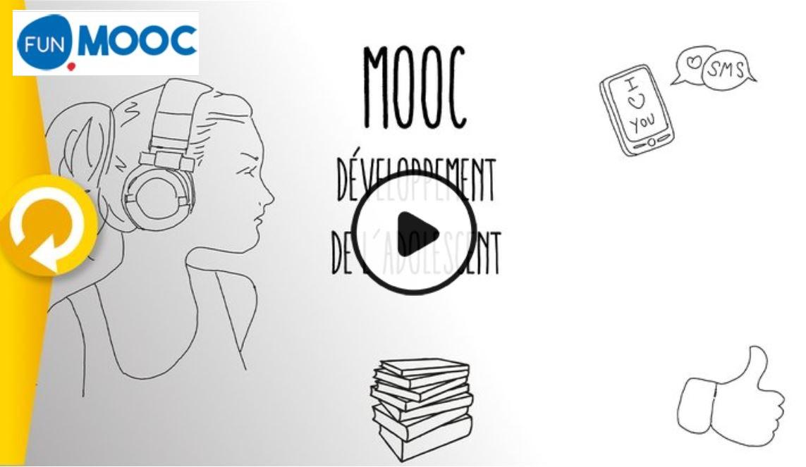 MOOC dév adolescent